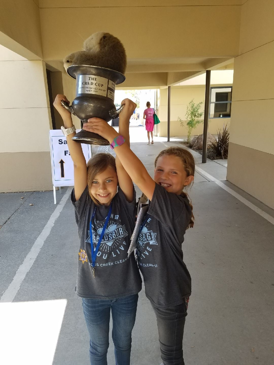 Girl Scout Troop - CrudCup